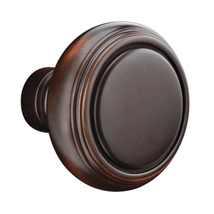 Norwich Knob for the Brass Collection by Emtek