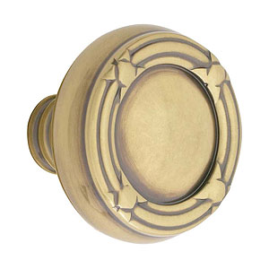 Ribbon & Reed Knob for the Brass Collection by Emtek