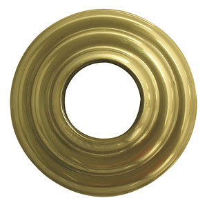 Regular Rosette for the Brass Collection by Emtek