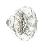 Astoria Knob for the Crystal Collection by Emtek