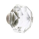 Diamond Knob for the Crystal Collection by Emtek