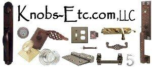 Knobs-Etc.com, LLC - home to a wide selection of decorative hardware for your doors, cabinets and bath needs.