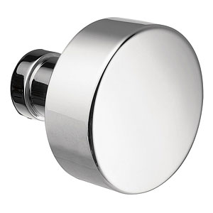 Round Knob for the Modern Collection by Emtek