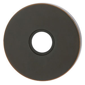 Disk Rosette for the Modern Collection by Emtek