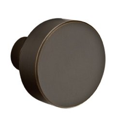 Round Knob for the Sandcast Bronze Collection by Emtek