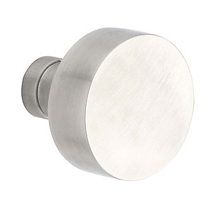 Round Knob for the Stainless Steel Collection by Emtek